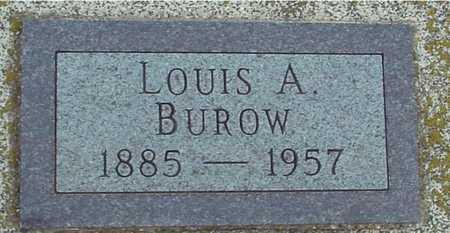 BUROW, LOUIS A. - Ida County, Iowa | LOUIS A. BUROW