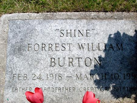BURTON, FORREST - Ida County, Iowa | FORREST BURTON