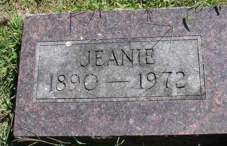 BUTCHER, JEANIE - Ida County, Iowa | JEANIE BUTCHER