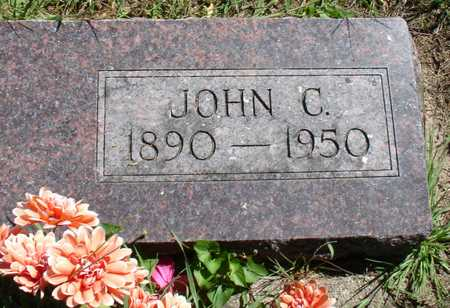 BUTCHER, JOHN C. - Ida County, Iowa   JOHN C. BUTCHER