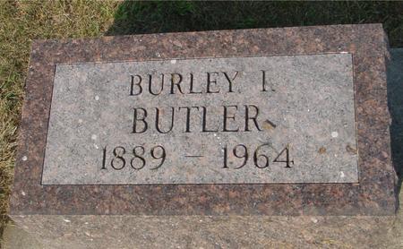 BUTLER, BURLEY I. - Ida County, Iowa | BURLEY I. BUTLER