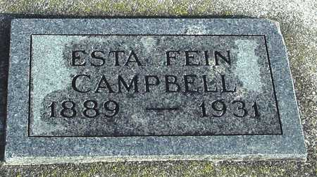 CAMPBELL, ESTA - Ida County, Iowa | ESTA CAMPBELL