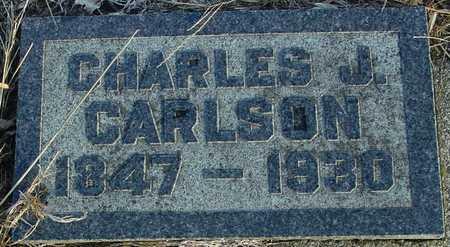 CARLSON, CHARLES J. - Ida County, Iowa | CHARLES J. CARLSON