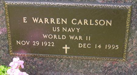 CARLSON, E. WARREN - Ida County, Iowa | E. WARREN CARLSON
