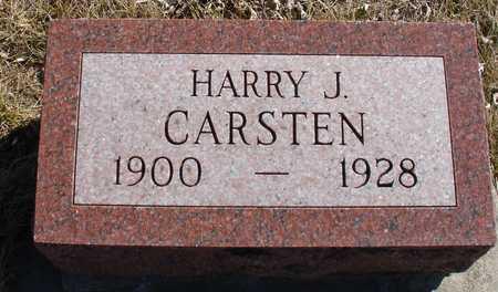 CARSTEN, HARRY J. - Ida County, Iowa   HARRY J. CARSTEN