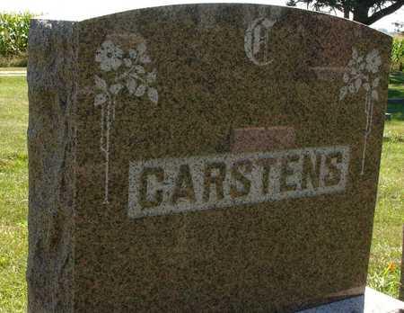 CARSTENS, FAMILY MARKER - Ida County, Iowa | FAMILY MARKER CARSTENS