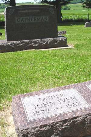 CATHERMAN, JOHN IVEN - Ida County, Iowa   JOHN IVEN CATHERMAN