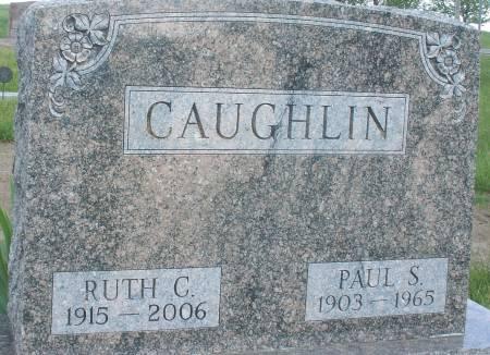CAUGHLIN, PAUL S. - Ida County, Iowa | PAUL S. CAUGHLIN