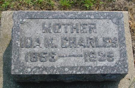 CHARLES, IDA M. - Ida County, Iowa | IDA M. CHARLES