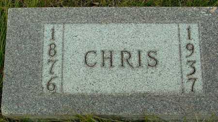 CHRISTENSEN, CHRIS - Ida County, Iowa | CHRIS CHRISTENSEN