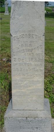 CHRISTOFFER, ELIZABETH - Ida County, Iowa | ELIZABETH CHRISTOFFER