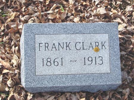 CLARK, FRANK - Ida County, Iowa | FRANK CLARK
