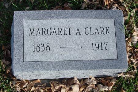 CLARK, MARGARET A. - Ida County, Iowa   MARGARET A. CLARK