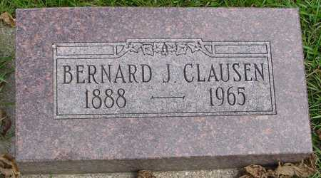 CLAUSEN, BERNARD J. - Ida County, Iowa | BERNARD J. CLAUSEN
