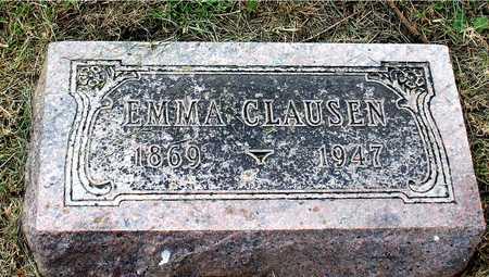 CLAUSEN, EMMA - Ida County, Iowa | EMMA CLAUSEN
