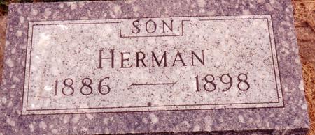 CLAUSEN, HERMAN - Ida County, Iowa | HERMAN CLAUSEN