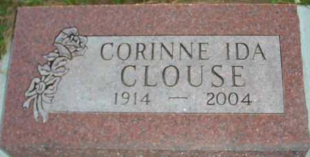 CLOUSE, CORINNE IDA - Ida County, Iowa | CORINNE IDA CLOUSE