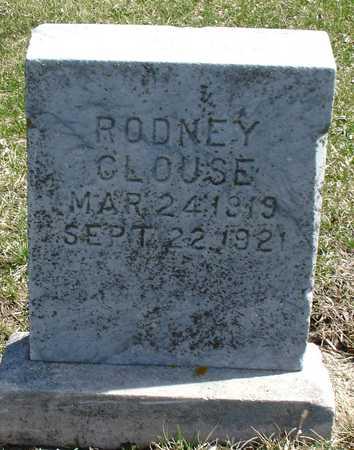 CLOUSE, RODNEY - Ida County, Iowa   RODNEY CLOUSE