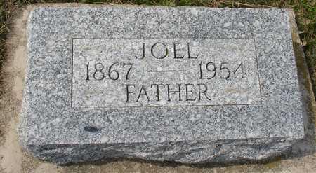 COLLIN, JOEL - Ida County, Iowa   JOEL COLLIN
