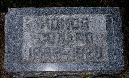 CONARD, HONOR - Ida County, Iowa | HONOR CONARD