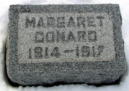 CONARD, MARGARET - Ida County, Iowa | MARGARET CONARD