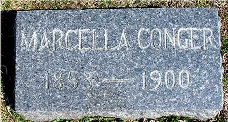 CONGER, MARCELLA - Ida County, Iowa | MARCELLA CONGER