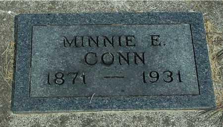 CONN, MINNIE E. - Ida County, Iowa | MINNIE E. CONN