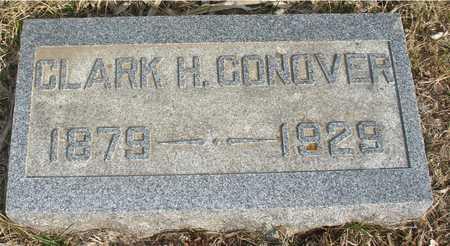 CONOVER, CLARK H. - Ida County, Iowa | CLARK H. CONOVER
