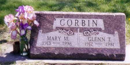 CORBIN, MARY MARGARET - Ida County, Iowa   MARY MARGARET CORBIN