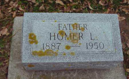 CORRIE, HOMER L. - Ida County, Iowa | HOMER L. CORRIE