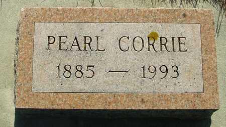 CORRIE, PEARL - Ida County, Iowa   PEARL CORRIE