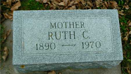 CORRIE, RUTH C. - Ida County, Iowa   RUTH C. CORRIE