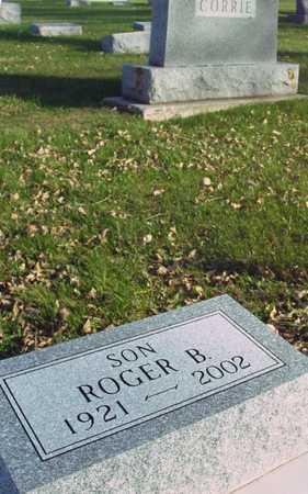 CORRIE, ROGER B. - Ida County, Iowa | ROGER B. CORRIE