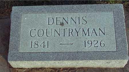 COUNTRYMAN, DENNIS - Ida County, Iowa | DENNIS COUNTRYMAN