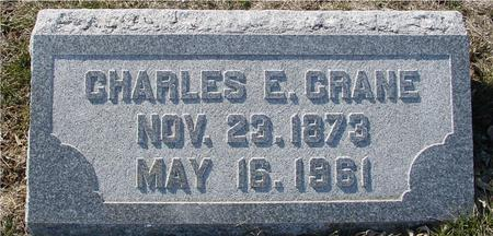 CRANE, CHARLES E. - Ida County, Iowa | CHARLES E. CRANE