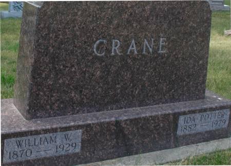CRANE, IDA - Ida County, Iowa | IDA CRANE