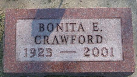 CRAWFORD, BONITA E. - Ida County, Iowa | BONITA E. CRAWFORD