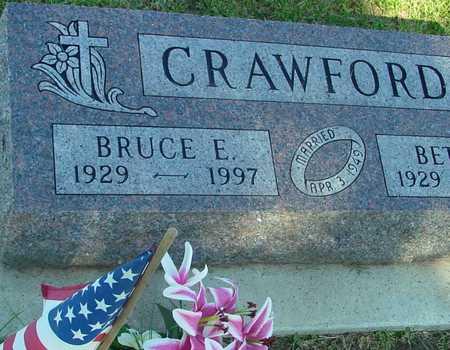 CRAWFORD, BRUCE E. - Ida County, Iowa | BRUCE E. CRAWFORD