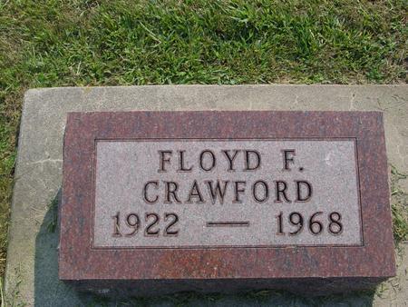 CRAWFORD, FLOYD F. - Ida County, Iowa   FLOYD F. CRAWFORD