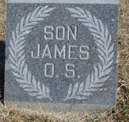 CRAWFORD, JAMES O. S. - Ida County, Iowa | JAMES O. S. CRAWFORD