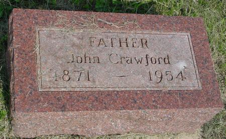 CRAWFORD, JOHN - Ida County, Iowa | JOHN CRAWFORD