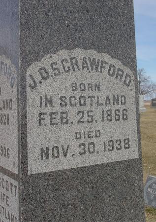 CRAWFORD, J. O. S. - Ida County, Iowa | J. O. S. CRAWFORD
