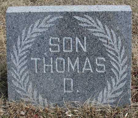 CRAWFORD, THOMAS D. - Ida County, Iowa | THOMAS D. CRAWFORD