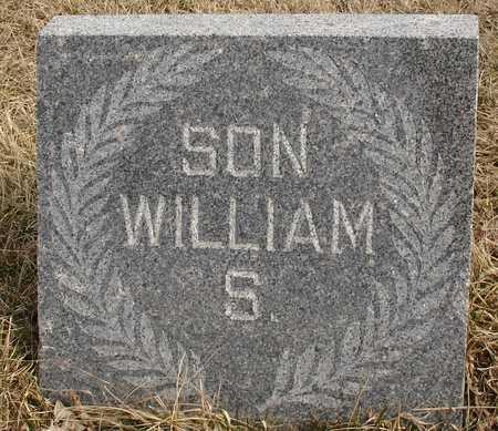 CRAWFORD, WILLIAM S. - Ida County, Iowa | WILLIAM S. CRAWFORD