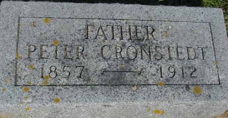 CRONSTEDT, PETER - Ida County, Iowa | PETER CRONSTEDT