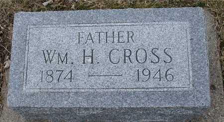 CROSS, WILLIAM H. - Ida County, Iowa   WILLIAM H. CROSS