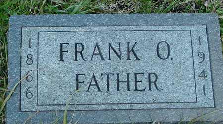 CUBBAGE, FRANK O. - Ida County, Iowa | FRANK O. CUBBAGE