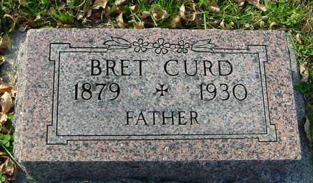 CURD, BRET - Ida County, Iowa | BRET CURD