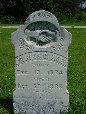 CURRIER, GEORGE S. - Ida County, Iowa | GEORGE S. CURRIER