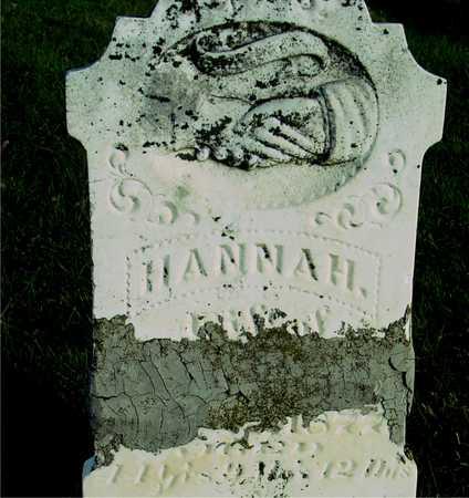 CURRIER, HANNAH - Ida County, Iowa   HANNAH CURRIER